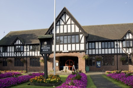 St Richard's House - Droitwich Spa Town Council